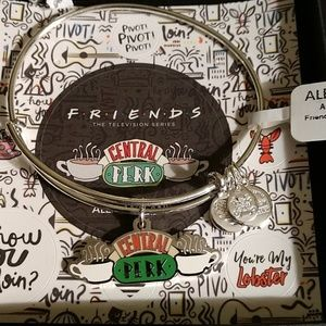 "ALEX AND ANI ""CENTRAL PERK"" from FRIENDS BRAND NWT"